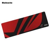 Genuine Original Babaite 900 300 XL Mouse Pad For Asus Rog Republic Of Gamers Gaming Keyboard