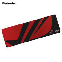 Genuine Original Babaite 900 300 XL Mouse Pad For Asus Rog Republic Of Gamers Gaming Keyboard