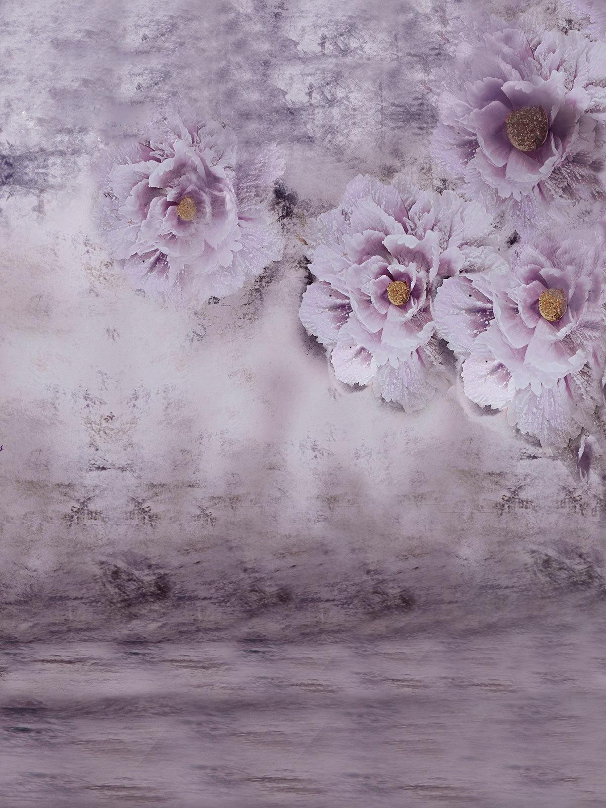 생명의 매직 박스 큰 꽃 150x200cm 사용자 지정 사진 배경 Colorfull 배경 꽃 사진 backdropkdrops J02755