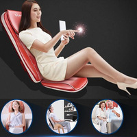 Vibrator 3D Electric Massage Chair for Home&Office Use Free Shipping