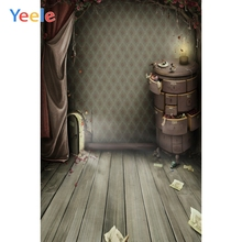 Yeele Wood Photocall Old Room Grunge Floor Decor Photography Backdrops Personalized Photographic Backgrounds For Photo Studio yeele christmas photocall candy old wood gift decor photography backdrops personalized photographic backgrounds for photo studio