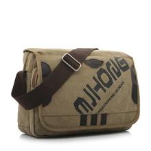 Carta de moda de impresión de la lona de los hombres bolsa de mensajero Patchwork Casual Crossbody bolsas para hombres de ocio Satchel Male Shoulder Bag 1142