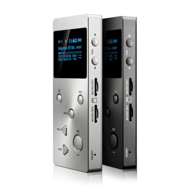 Xduoo X3 (+ capa de couro livre) Portátil de Alta Resolução DAC DSD Lossless Leitor de Música