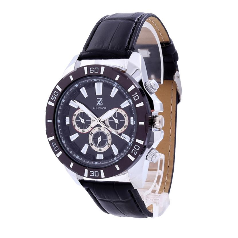 Luxury Fashion Men Watches Stainless Steel Analog Leather Quartz Wrist Watch Role Luxury Watch Men reloj hombre new claudia fashion 8colors fashion womens leather stainless steel date dress quartz analog wrist watch dropship reloj mujer