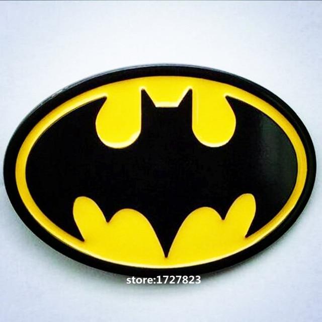 92c29350fcaf Batman ceinture boucle Marvel Comics Bruce Wayne Super-Héros boucles Le  Avengers Joker charmes En