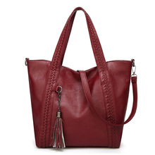 Bags for Women 2019 Women's Handbags Fashion Single Shoulder Tote Tassels Bag Luxury Handbags Women Bags Designer Bolsa Feminina
