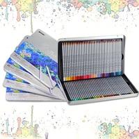 Marco Raffine 72 48 36 24 Colors Lapis De Cor Profissional Colored Pencils For Drawing Sketch