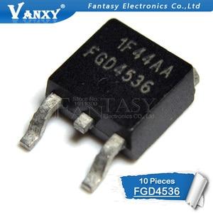 Image 2 - 10 adet FGD4536 TO 252 FGD4536TM TO252 yeni orijinal
