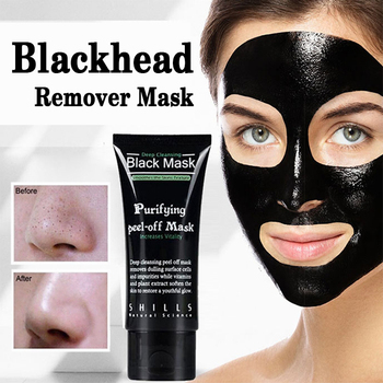 Blackhead Remove Face Masks Deep Cleansing Purifying Peel Off Black Nud Facail black Mask