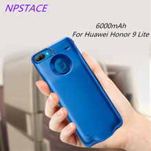 Power Bank Case 6000mAh Backup Battery Cover Portable Charging For Huawei Honor 9 Lite Extended Phone