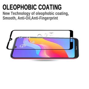 Image 3 - 3D Volle Abdeckung Glas Auf Honor Spielen 8a Screen Protector Für Huawei Honor 8a 8 Honor8a Honor8 eine a8 spielen gehärtetem Glas Sicherheit Film