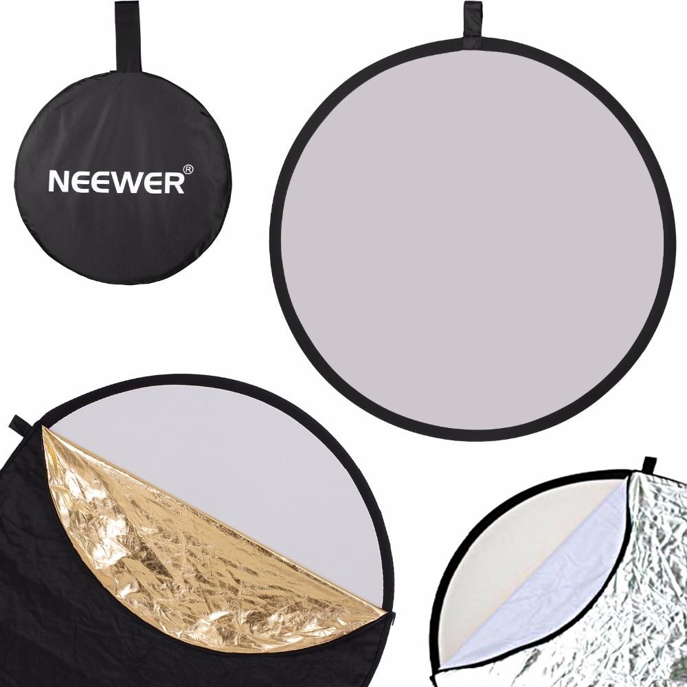 NEEWER Reflector de luz multidireccional plegable de cuatro colores, - Cámara y foto - foto 2