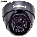 GADINAN H.264 3.6mm Wide lens Dome IP Camera P2P Onvif Hi3518E 720P HD CCTV Camera 1.0Mp Indoor Night Vision Network IP Camera