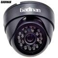 Gadinan h.264 lente de 3.6mm de largura hi3518e onvif câmera dome ip p2p 720 P HD CCTV Câmera 1.0Mp Indoor Night Vision Câmera de Rede IP