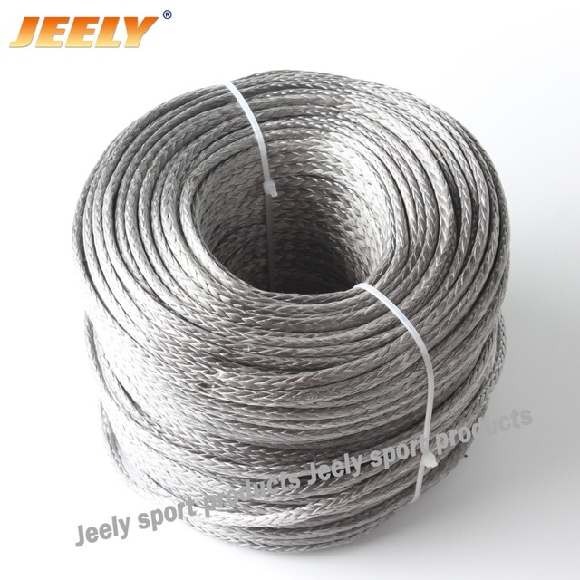Free Shipping 1000M/piece 1500LB UHMWPE fiber braid spearfishing line flat version 2.5mm 12 weave