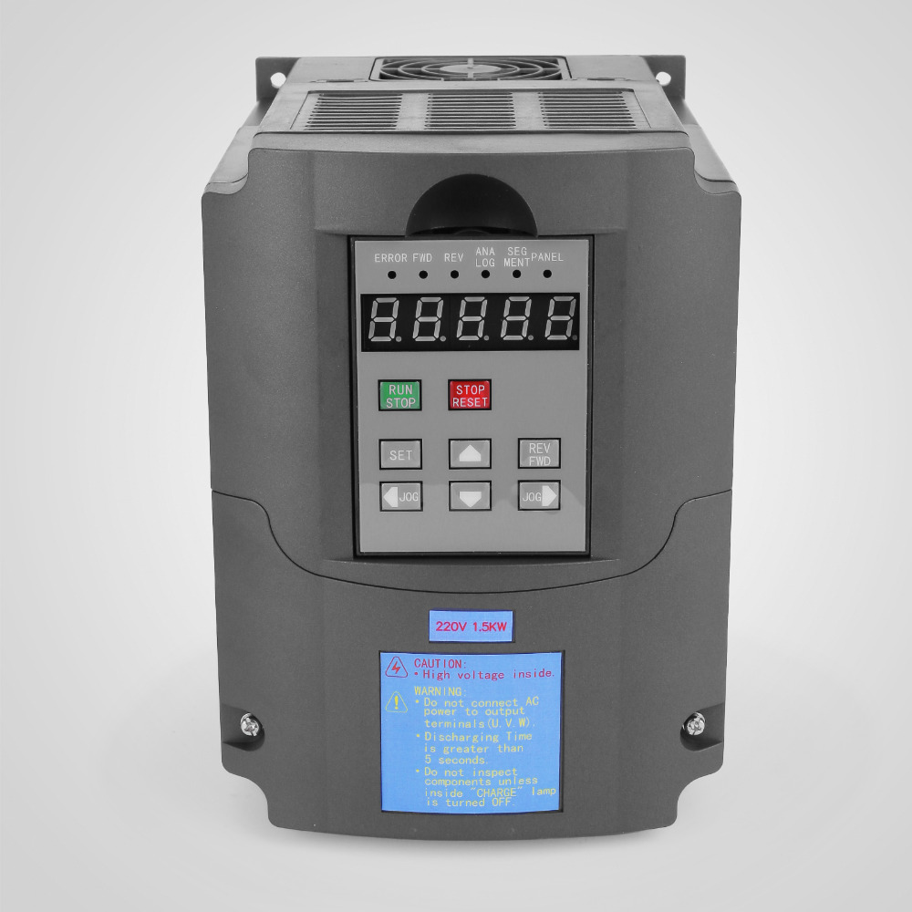 5HP 4KW 220V 250V Variable Frequency Drive Inverter VFD  Drive Inverter|inverter vfd|inverter 4kw|inverter drive - title=
