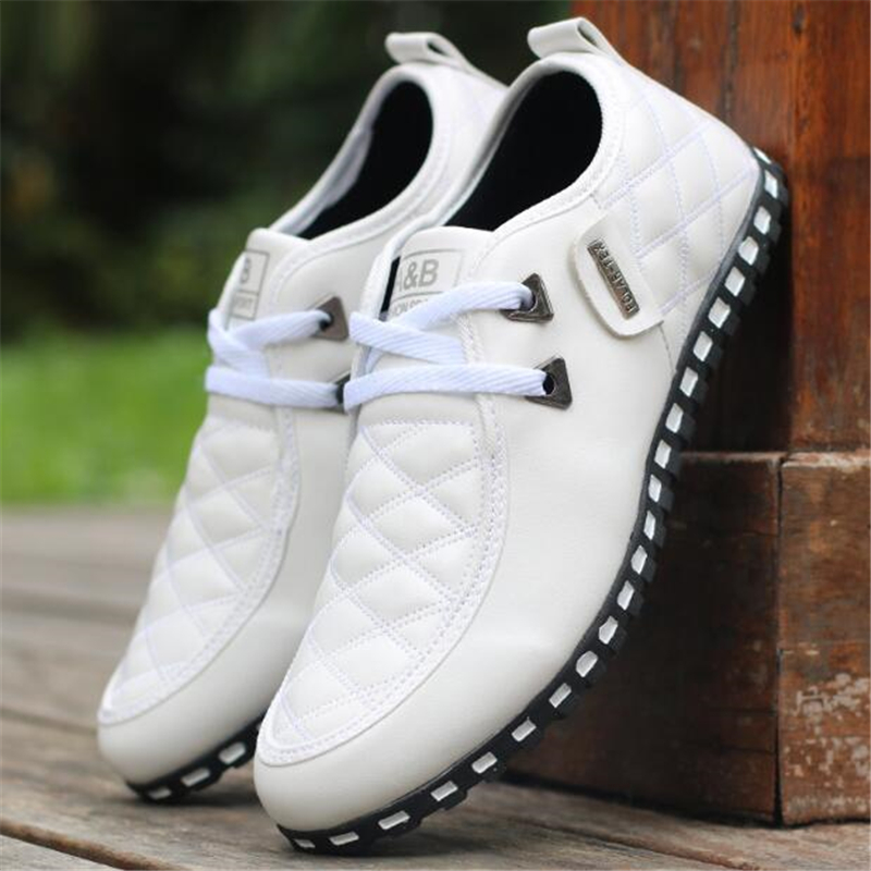 7a240e9a4cf30 Comprar Los hombres zapatos deportivos zapatos estudiante Junior plano zapatos  para correr para hombre al aire libre zapatillas transpirable de deporte ...