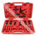 9pcs Hose Clamp Plier Set Cooling System Hose Clamp Auto Hand Tool Set  Hose Clamp Plier