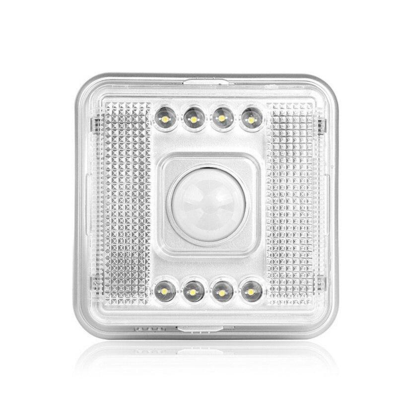 2017 New IR Motion Sensor LED Night Light Wall Light Lamp