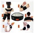 11pcs/set Self-heating Tourmaline Belt Magnetic Therapy Neck Shoulder Posture Corrector Knee Support Brace Massager Products