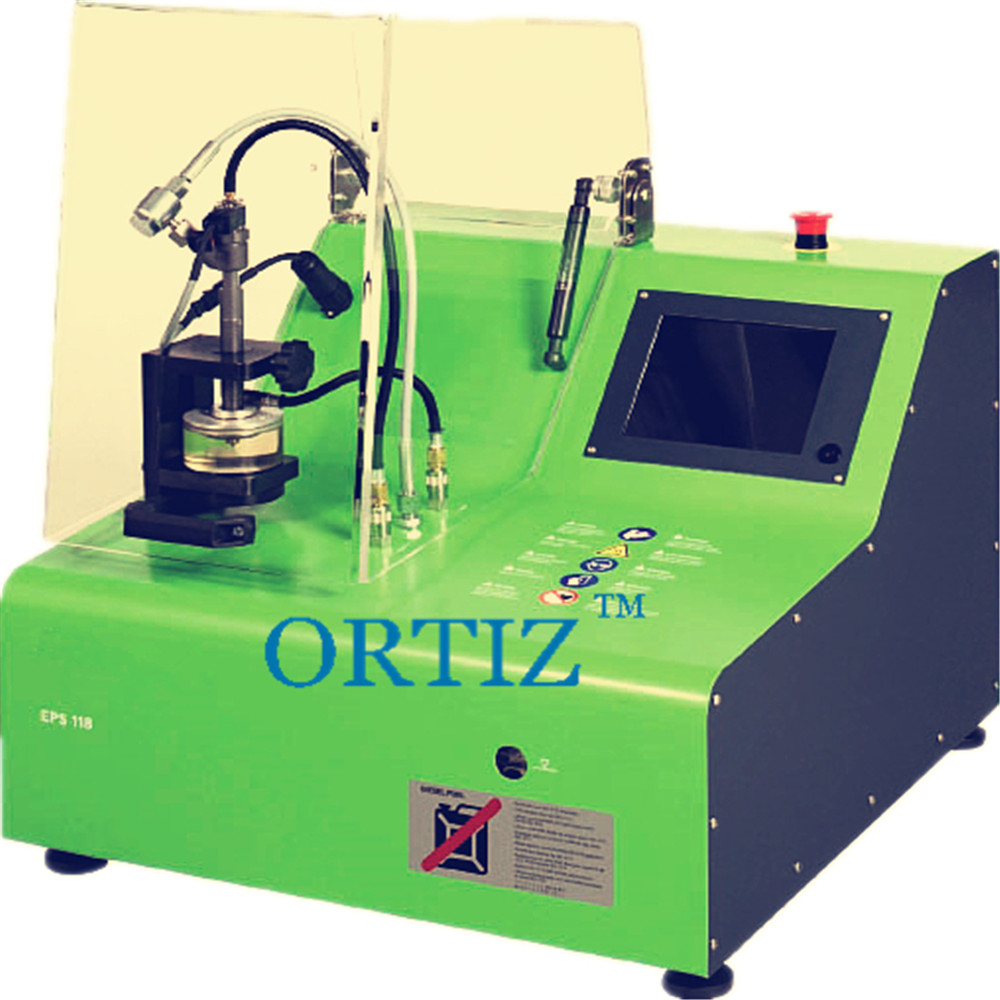 ORTIZ Common Rail Diesel Injection EPS118 Injector Test Bench Original Factory