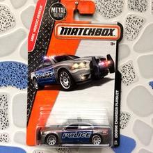 Matchbox Car 1:64 Sports Car Dodge Charger Pursuit Metal Material Body Race Car Collection Alloy Car Gift