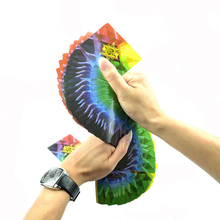 New Magic Poker Rainbow Thin Cards Of Fanning and Manipulation 4 Way Changing color Stage Tricks Props
