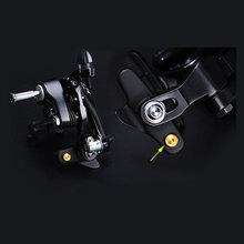 Ryzyko 4 sztuk partia szosowe zacisk hamulca hamulca śruba stopu tytanu C zacisk hamulca stałe śruby precyzyjne śruby regulacyjne części rowerowe tanie tanio Klocki RISK C brake