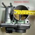 ОРИГИНАЛЬНЫЕ Автозапчасти ДРОССЕЛЬНОЙ ЗАСЛОНКИ в СБОРЕ 60 мм диаметр ДЛЯ NISSAN TIIDA MICRA HITACHI SERA526-01 SERA52601 16119-ED000