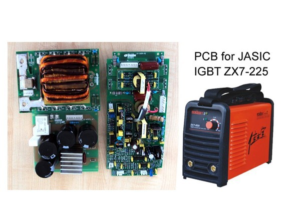 IGBT ZX7 ARC MMA 180 PCB for jasic   IGBT dc inverter mma welder welder machine plasma cutter welder mask for welder machine