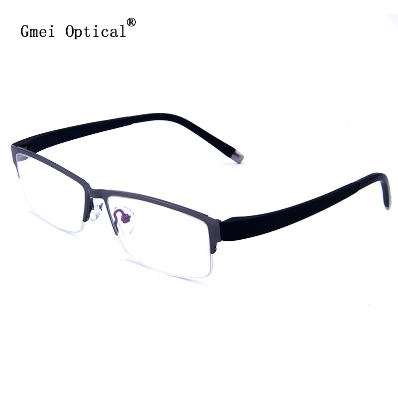79b6db919ad Half Rim Versatile Glasses Including Ordinary Optical Frame
