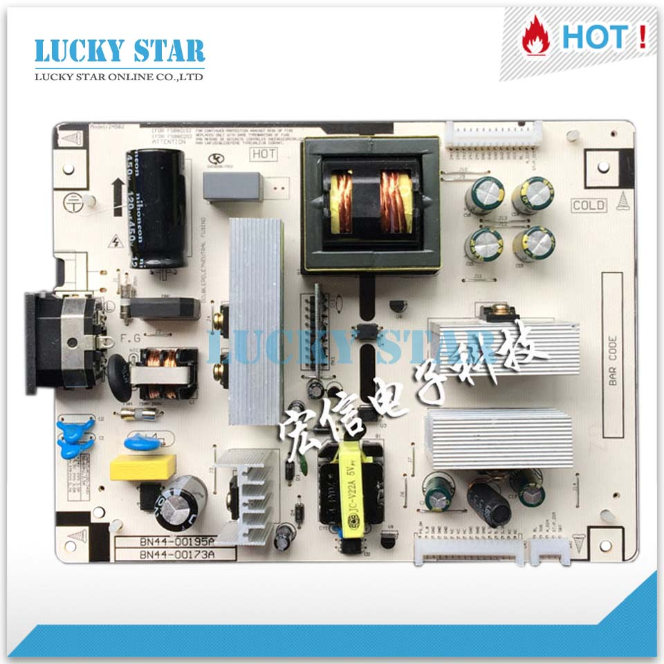 ФОТО 100% new Compatible with 245B 245B+ 2493HM power supply board BN44-00195A BN44-00173A
