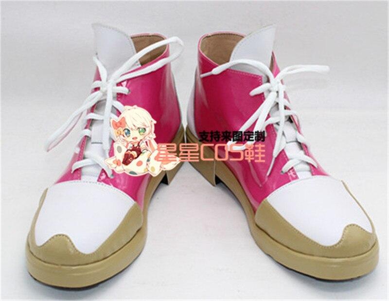 No Game No Life Sora Short Halloween Cosplay Shoes Boots X002