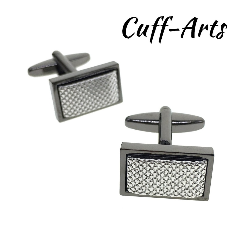 Cufflinks For Mens Luxury Cufflinks High Quality Gemelos Para Hombre Camisa Fathers Day Gifts For Men Gemelli by Cuffarts C20099 in Tie Clips Cufflinks from Jewelry Accessories