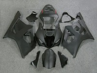F Fairing kit for GSXR1000 K3 03 04 GSXR 1000 2003 2004 gsxr1000 ABS matte black Fairings set DA