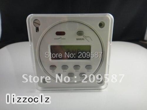 Timer Regendicht Dc 12 V Digitale Programmierbare Switchs Relais Mit Wetter-beweis Box Gut Verkaufen Auf Der Ganzen Welt