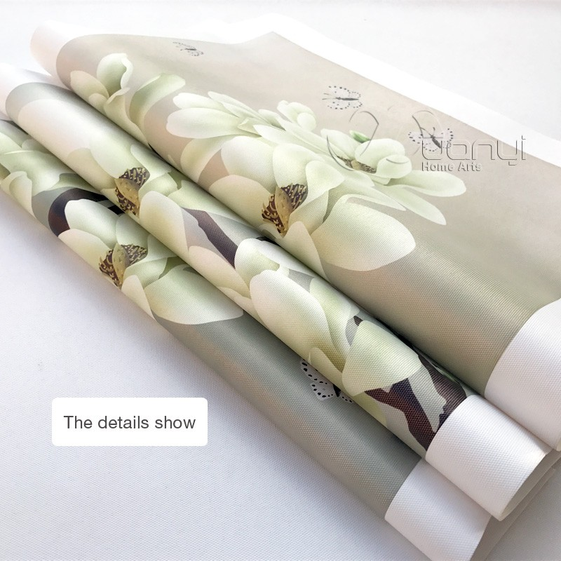 3 Panel Orchidee Blumen Wandkunst Bilder Wand Blume Leinwand Malerei - Wohnkultur - Foto 3