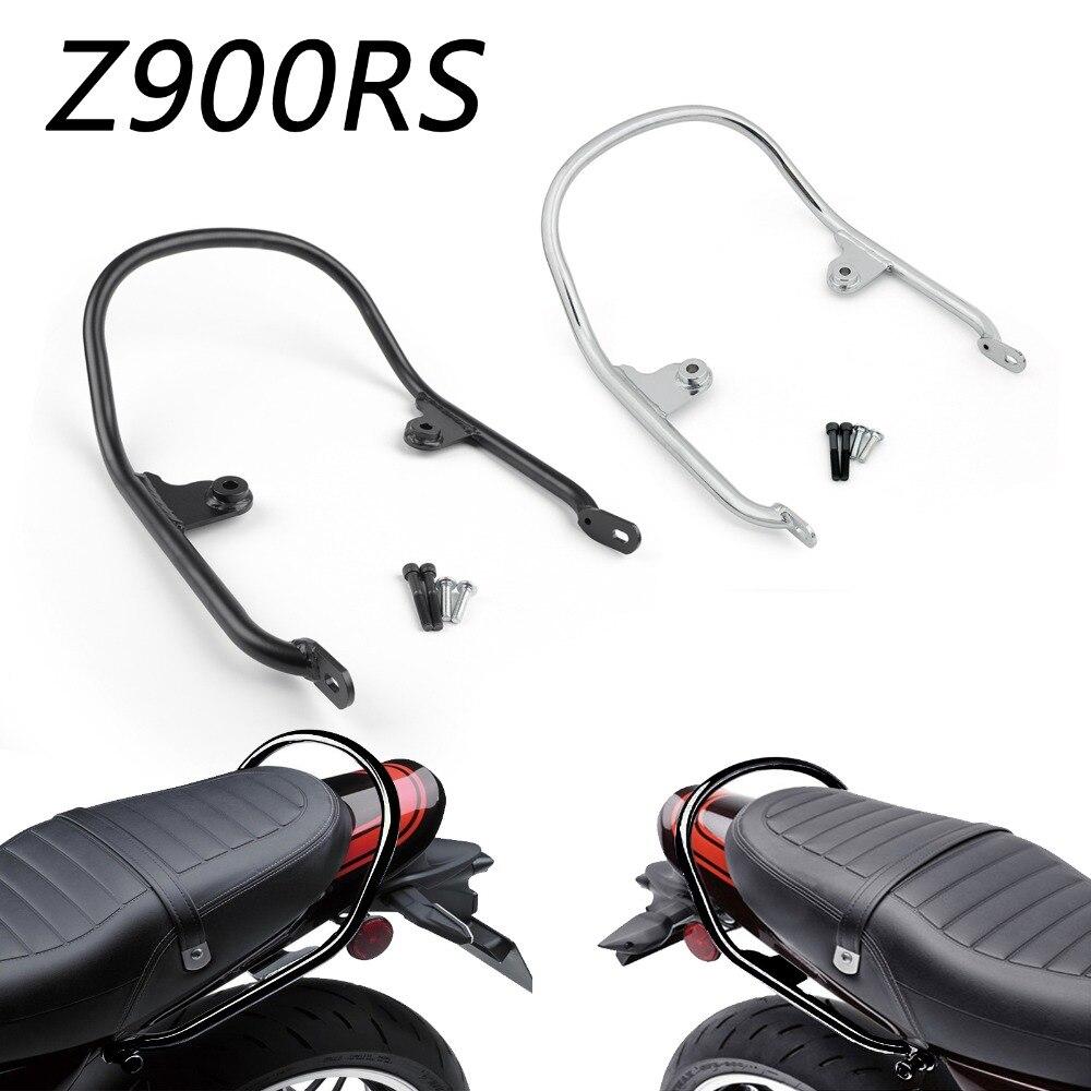 Areyourshop accessoires moto barre d'appui passager porte-bagages arrière pour Kawasaki Z-900RS 2018 nouveauté