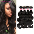 Peruvian Virgin Hair Body Wave 4 Bundles 8A Virgin Unprocessed Human Hair Weave Cheap Peerless Virgin Hair Peruvian Body Wave