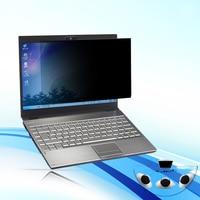 Para laptop10.1inch 16:9 tamanho da tela; 222 milímetros 125 milímetros Protetor de Tela Privacidade Anti-Blu-ray protecção eficaz da visão