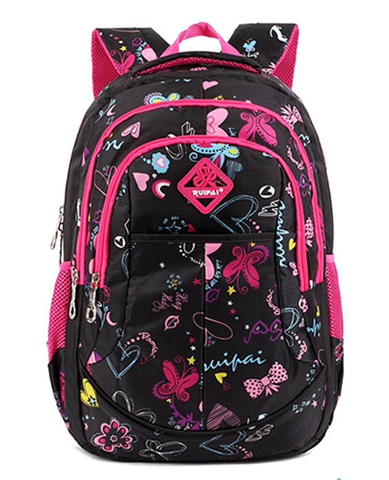 Bags for school on sale - 2017 Hot Sale 4 Colors School Bags For Girls Brand New Women Backpack Cheap Shoulder Bag