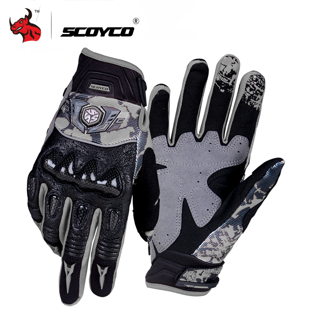 SCOYCO Motorcycle Gloves Breathable Wearable Leather Racing Gloves Men Women Motorbike Guantes Luvas Moto Motocross GlovesSCOYCO Motorcycle Gloves Breathable Wearable Leather Racing Gloves Men Women Motorbike Guantes Luvas Moto Motocross Gloves