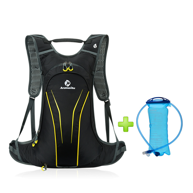 20L Cycling Hydration Backpack Portable Sports Water Bags Bicycle Waterproof Backpack Outdoor Climbing Camping Hiking Bike Bag 3l tactical water bottle bag knapsack hydration backpack pouch hiking camping cycling pack canteen water bag molle