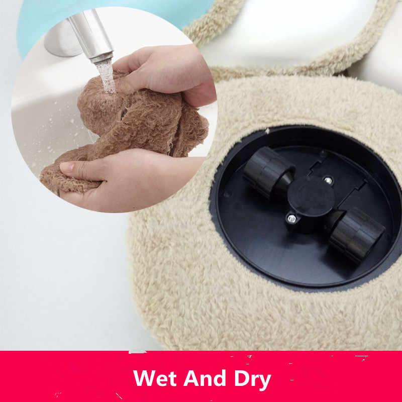 Низкий уровень шума сухой пылесос бытовой умный автоматический робот-чистильщик машина для мытья полов робот Электрический ультра-тонкий