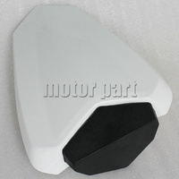 Para 2009-2014 yamaha yzf r1 motocicleta asiento trasero cubierta carenado yzfr1 12 13 blanco