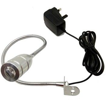 2W FLEX ARM WORKSHOP LED INSPECTION LAMP