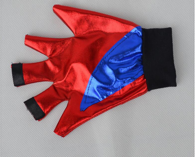 1PC Movie The Dark Knight Suicide Squad Harley Quinn Joker Figures Cosplay Gloves Costumes