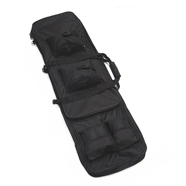 85cm 100cm 120cm Outdoor Tactical Hunting Bag Airsoft Carbine  Paintball Military Shooting Gun Case Rifle Bag Accessories 4