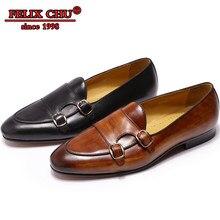 Black Business Leather Shoes Werbeaktion Shop für