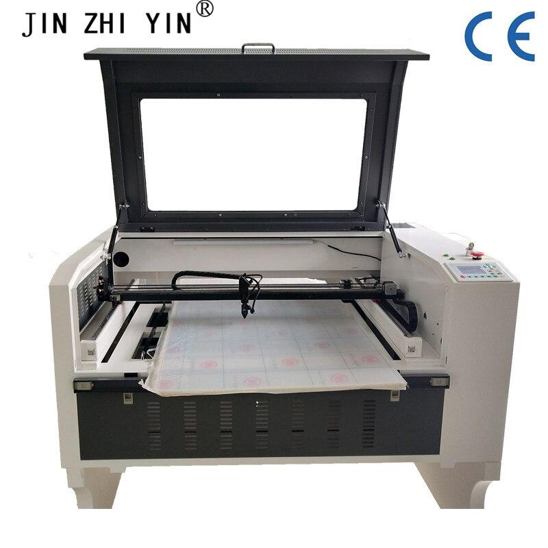 Laser Cutting Machine 6090 80w Wedding Card Laser Cutting Machine RUIDA Control